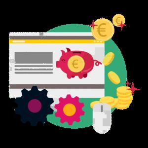 Goedkoop, veilig en professioneel WordPress website, webshop of landingspagina