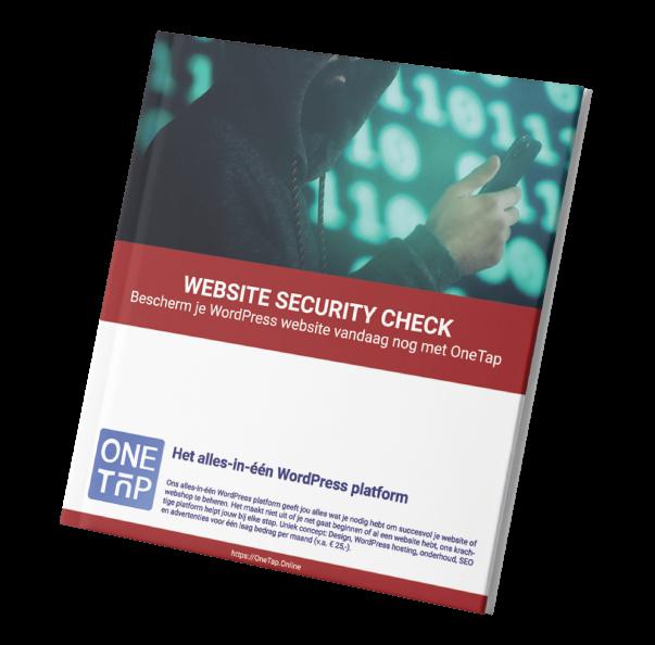OneTap Website Security Scan Report