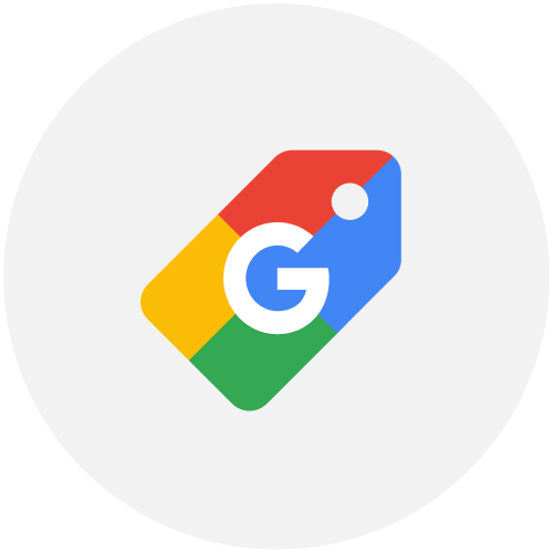 Google-shopping-koppeling via OneTap webshop