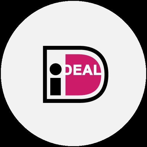 iDeal -koppeling via OneTap webshop